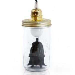 Batman Noir – Tete Dans Le Bocal