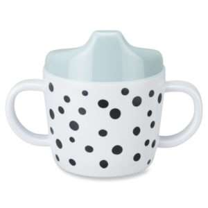 Cup Pois Bleu – Done By Deer