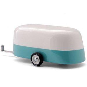 Caravane Camper Trailer Blue – Candylab Toys