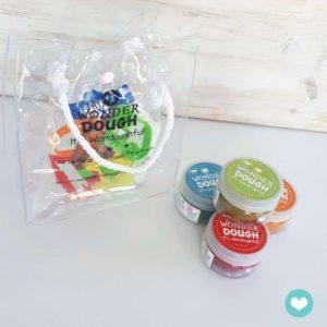 Kit de pâte à modeler naturelle Dinosaure mini – Wonderdough
