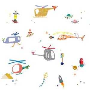 Sticker Air Trafic – Mimilou