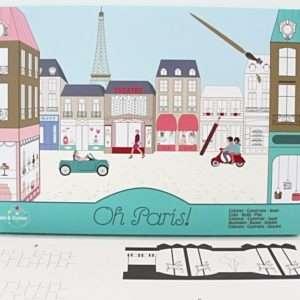 Construire Paris – Thalie et Orphée