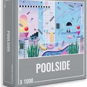 Puzzle 1000 pièces Poolside – Poppik
