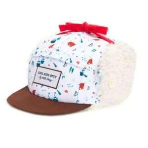 Casquette moumoute Snow 9-24 mois – Hello Hossy