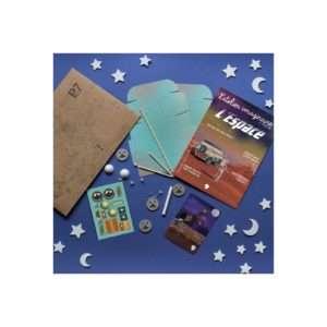 Kit créatif Espace- L'Atelier Imaginaire