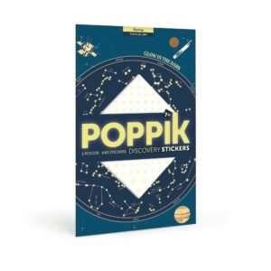 Poster stickers Découverte du Ciel – Poppik