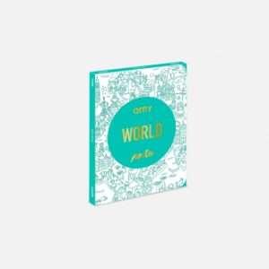 Poster pocket World – Omy