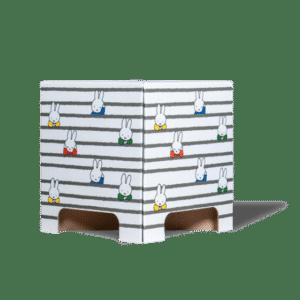 Tabouret Miffy rayures Carton – Mister Tody