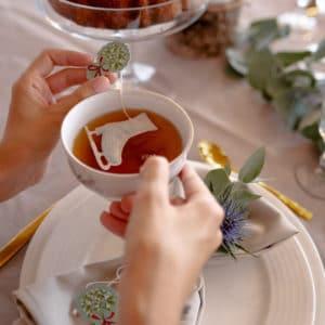 5 sachets de thé Patin Earl Grey – Tea Heritage