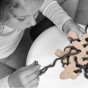 Jeu créatif Woody gris – Les jouets libres