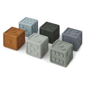 Cubes silicone Gloria – Liewood