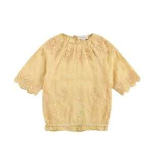 Blouse Lina soft honey 4 ans – Louise Misha