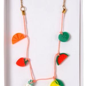 Collier fruits – Meri Meri