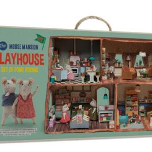 Maison à monter – The Mansion Mouse