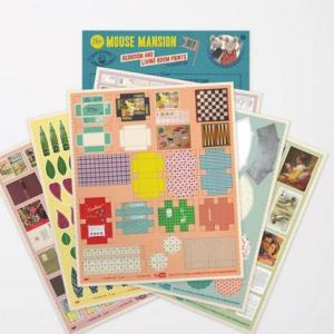 Kit décoration Chambre et salon – The Mansion Mouse