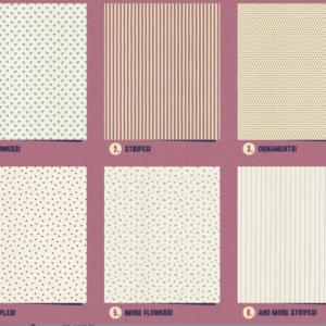 Kit décoration Papier Peint – The Mansion Mouse