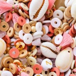 Kit breloques perles Heishi Marrakech – La Petite Epicerie