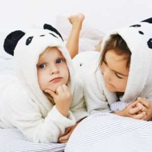 Peignoir Lily Panda 3-4 ans – Liewood