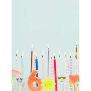 24 Bougies pastel – Meri Meri