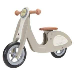 Draisienne Scooter vert olive – Little Dutch
