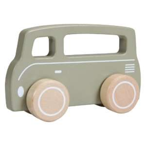Van en bois Olive – Little Dutch
