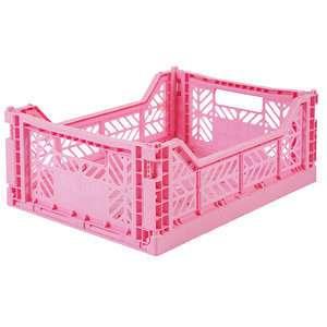 Caisse de rangement moyen Baby Pink – Ay-Kasa