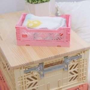 Caisse de rangement mini Baby Pink – Ay-Kasa