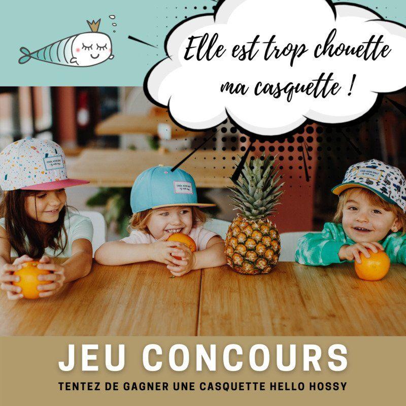 JEU CONCOURS Hello Hossy spécial déconfinement