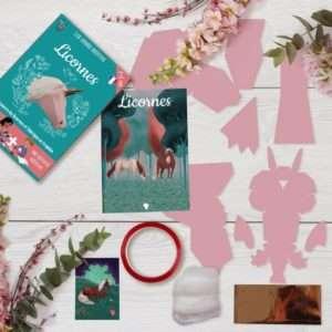 Kit Créatif Licorne – L'Atelier Imaginaire