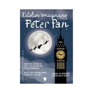 Kit Créatif Peter Pan – L'Atelier Imaginaire