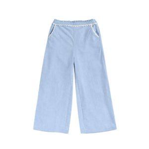 Pantalon Solena Chambray 10 ans – Louise Misha
