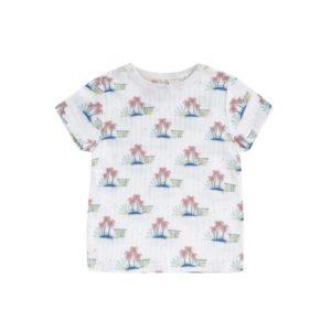 T-shirt Atayo Off-White Hawaii 4 ans – Louise Misha