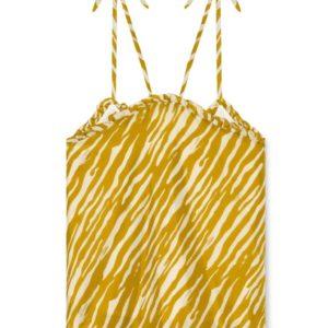 Top Legra Cinnamon Brush Stripes 34 – Louise Misha