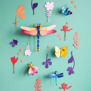 Wall of curiosities Insects décoration murale – Studio Roof