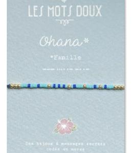 Bracelet Hawaï Summer Ohana – Les Mots Doux