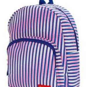 Sac à dos Mini Stripes Geser Pink – Bakker