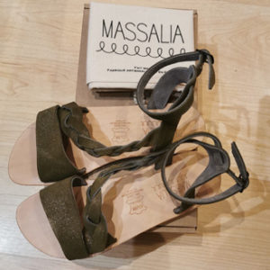 Sandale Alfa Palude 39 – Massalia