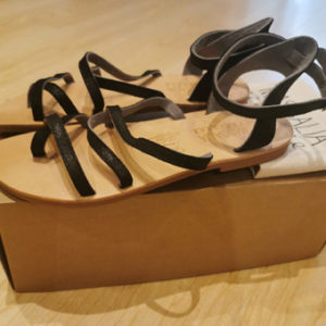 Sandale Dalia Millenium Noir 40 – Massalia
