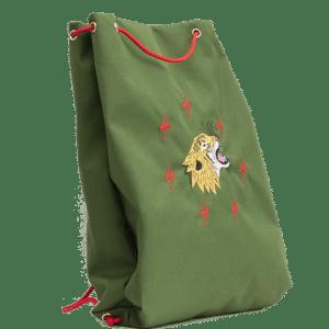 Sac de gym Grrr Vert – Caramel et Cie