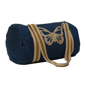 Sac Weekend Papillon Bleu – Caramel et Cie