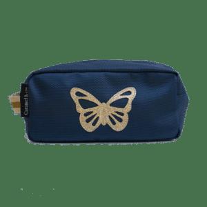 Trousse de toilette Papillon Marine – Caramel & Cie
