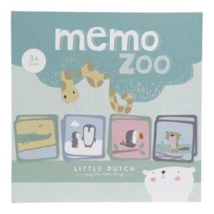 Jeu de Mémo Zoo – Little Dutch