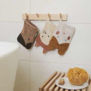 Gants de toilette Sylvester Dolly – Liewood